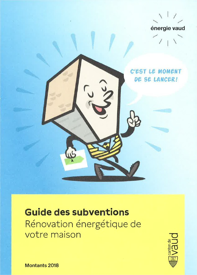 guide subventions energetiques